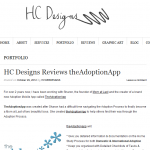 HC Designs Reviews TheAdoptionApp