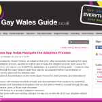 Gay Wales Guide Shared TheAdoptionApp