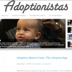 Adoptionistas Reviews The Adoption App