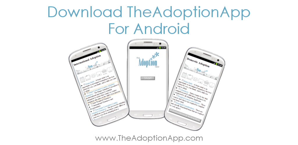 Adoption App for Android Devices