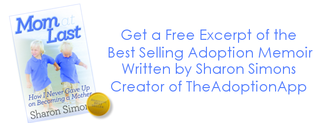 Founder of theadoptionapp best selling adoption memoir